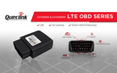 Scoop: All About Queclink 4G OBD Series!
