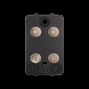 Queclink GL500M magnet mounting bracket
