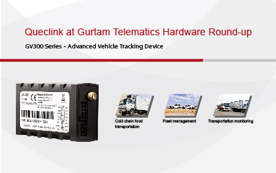 Queclink at Gurtam Telematics Hardware Round-up