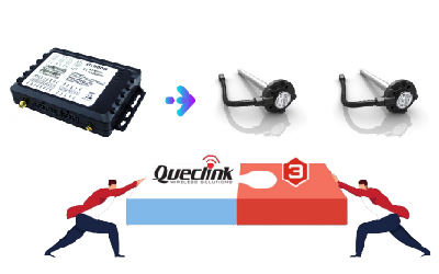 Queclink GV800G and Escort TD Sensors: New Opportunities