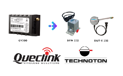 Queclink联手Technoton打造更加经济简便的油位监测方案