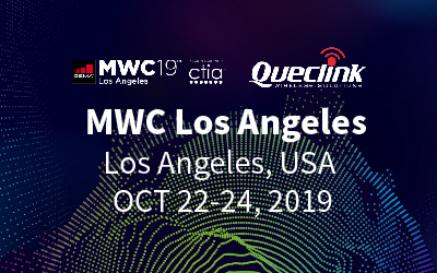 Queclink Exhibited At MWC Los Angeles 2019