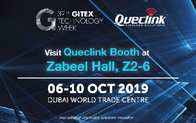 Queclink Exhibited at GITEX Technology Week 2019