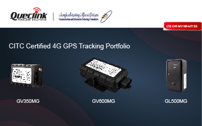 Queclink CITC Ready 4G Devices Prepares You for the Future
