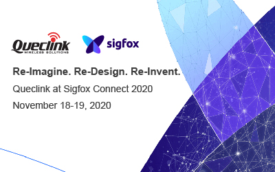 Queclink Made a Speech at Sigfox Connect 2020
