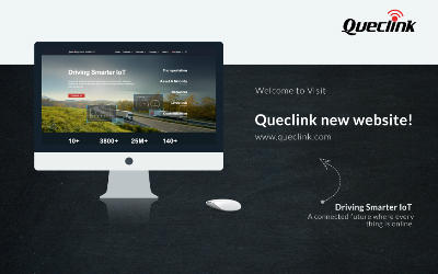 Queclink's New Website is ready!