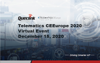 Queclink Exhibited at Telematics CEEurope 2020 in Success