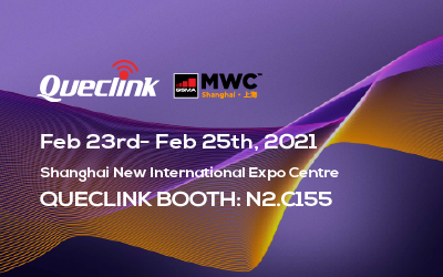 Queclink Exhibited at MWC Shanghai 2021