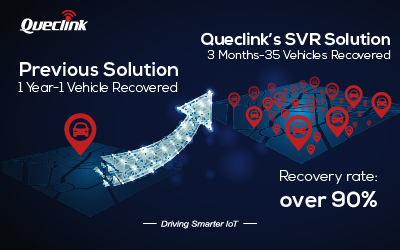 Queclink Provides Smarter Solutions to Beat Vehicle Theft