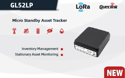 Queclink Launches First LoRa Integrated Tracking Model Enabling Visibility into Assets
