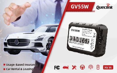 Build Smarter Telematics Solutions with Queclink's GV55W