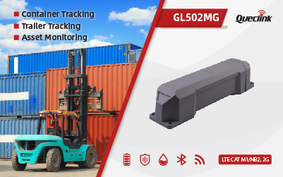 Queclink's First Container Tracking Model with up to 10-year Standby Time