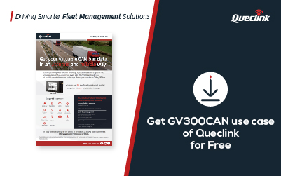 Queclink's GV300CAN Ideal for Advanced Vehicle Monitoring!